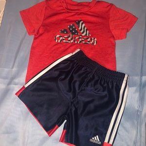 Boys Adidas Outfit